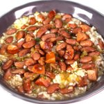 Red Beans and Rice courtesy of The Chew's Michael Symon