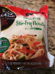 Thai Rice Stir-Fry Noodles by KAME
