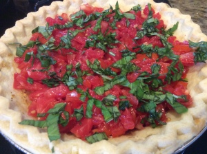 Now for the basil....This is really looking pretty!
