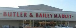 Butler and Bailey Market off Northshore Drive in Rocky Hill