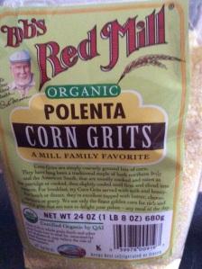 I love this brand of Polenta!
