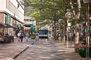 Denver's 16th Street Outdoor Mall