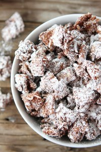 Chocolate Coconut Chex Mix